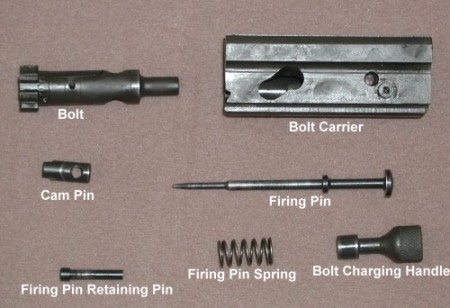 AR180B Bolt Group