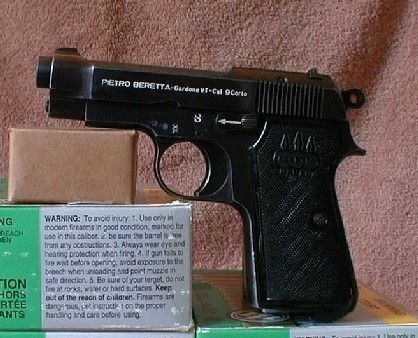 Firearm Technical Trivia, November 1999