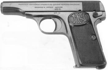 browning model 1922 serial numbers