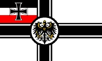 German Imperial War Ensign