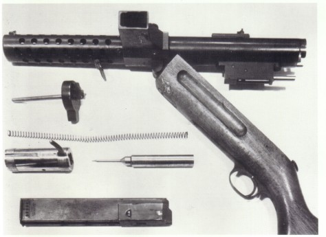 Disassembled View of MP18, I