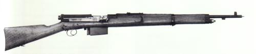 Mondragon Rifle