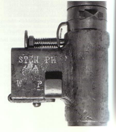 Sten PM Stampings